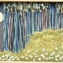 駒澤美加作品:夜の森