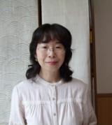 刺しゅう作家、堤紀子