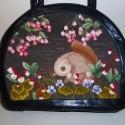 駒澤美加作品:モモンガのハンドバッグ