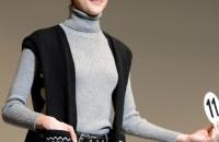 11.ザラを編む!伝統柄を小粋なベストに!直線編み デザイン:村林小枝子
