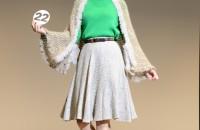 22.リッチウォームで編むFour Way Knit デザイン:小川佳代子