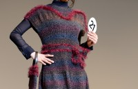 21.リッチウォームで編むチュニック デザイン:松尾由紀子