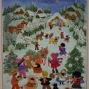 浦川久美子作品:世界のクリスマス