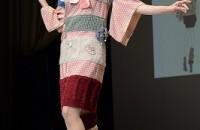 銅賞:金指 彩音(田中千代ファッションカレッジ)